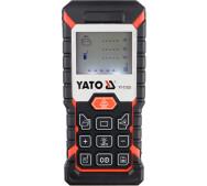 Лазерный дальномер 0,05-40м Yato YT-73125- фото
