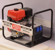 Бензиновий генератор Fogo FM 4001 R- фото