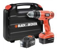 Акумуляторний дриль-шуруповерт Black&Decker EPC12CABK - фото