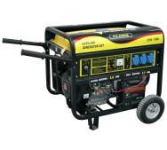 Бензиновый генератор Forte FG6500E- фото