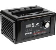 Зарядно-пусковое устройство 12/24 В 15А Yato YT-83051- фото