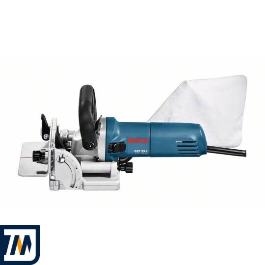 Фрезер плоскодюбельний Bosch GFF 22 A L-BOXX - фото 1