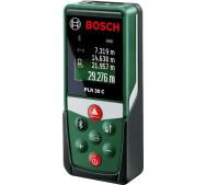 Лазерний далекомір Bosch PLR 30 С з Bluetooth- фото