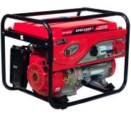 Бензиновий генератор Бригадир Standart БГ-603E- фото