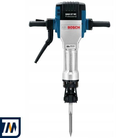 Відбійний молоток Bosch GSH 27 VC - фото 4
