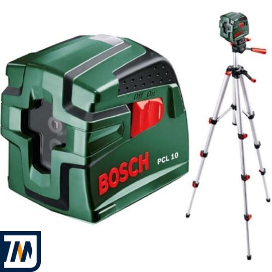 Лазерний нівелір Bosch PCL 10 Set - фото 1