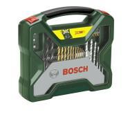 Набір сверл і біт Bosch X-Line Titanium 50 шт- фото