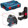 Лазерний нівелір Bosch GLL 2-80 P + BM1 L-BOXX - фото t1