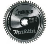Пильний диск для алюмінію Makita B-09709- фото