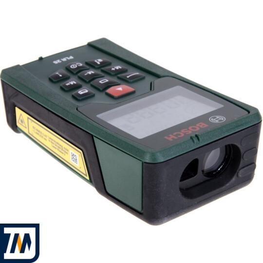 Лазерний далекомір Bosch PLR 25 - фото 2