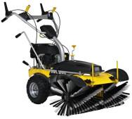 Уборочная машина Texas Smart Sweep 800- фото