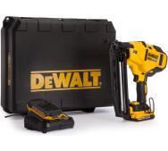 Безщітковий акумуляторний цвяхозабивач DeWalt DCN660D2- фото