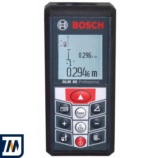 Лазерний далекомір Bosch GLM 80 - фото 2
