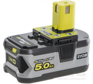 Акумулятор 18 В 5.0 Аг Lithium+ Ryobi RB18L50- фото