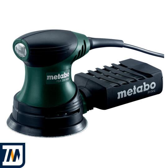 Эксцентриковая шлифмашина Metabo FSX 200 Intec - фото 1