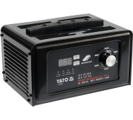 Зарядно-пусковий пристрій 12/24 В 30А Yato YT-83052- фото