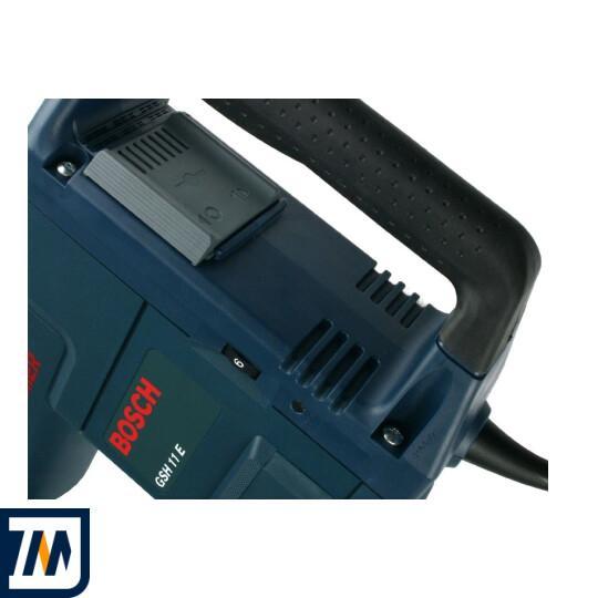 Відбійний молоток Bosch GSH 11 E - фото 10