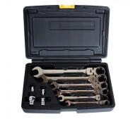 Набір ручних інструментів у валізі Airpress 75257- фото