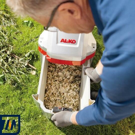 Садовый измельчитель AL-KO MH 2800 Easy crush - фото 9