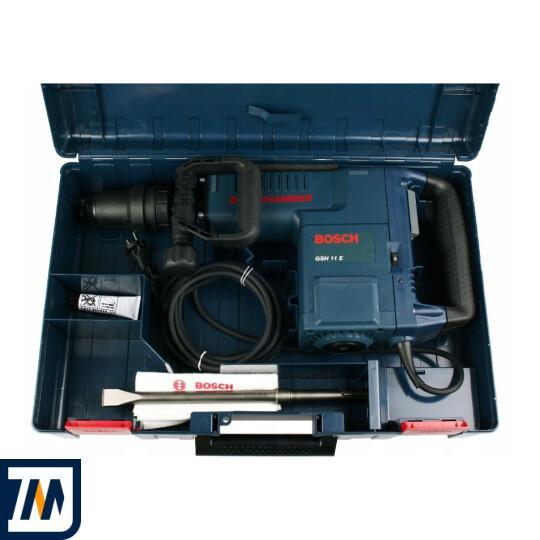 Відбійний молоток Bosch GSH 11 E - фото 11