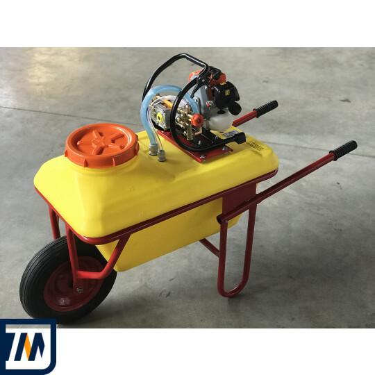 Мотооприскувач бензиновий Agrimotor TPB 256 - фото 2