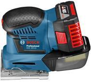 Акумуляторнашліфмашина Bosch GSS 18V-10- фото