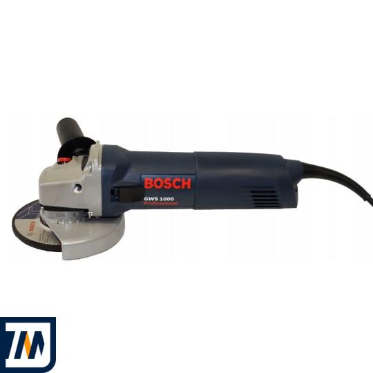 Кутова шліфмашина Bosch GWS 1000 - фото 4
