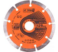 """Алмазный диск """"Днипро-М""""125 (22,2 Сегмент) (72521002)- фото"""