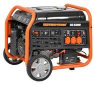 Бензиновый генератор Hecht UP GG6380- фото