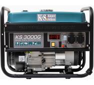 Газобензиновый генератор Konner&Sohnen KS 3000G- фото
