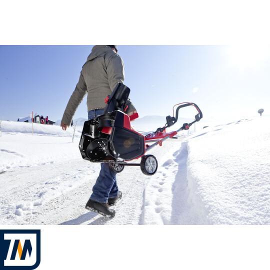 Снігоприбирач електричний AL-KO SnowLine 46E - фото 3