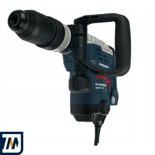 Відбійний молоток Bosch GSH 5 CE - фото 3
