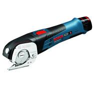 Ножиці акумуляторні Bosch GUS 10,8-LI L-BOXX- фото