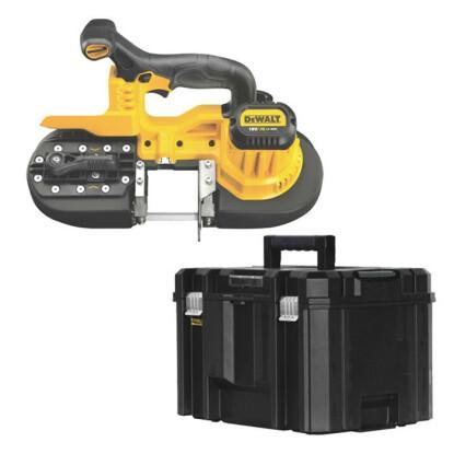 Пила ленточная аккумуляторная DeWALT DCS371NT (без аккумуляторов и зарядного устройства)</HTM<