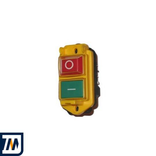 Пусковая кнопка к бетономешалке Agrimotor 130, 155, 190 л  - фото 1
