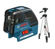 Комбінований лазерний рівень Bosch GCL 25 + BS 150- фото