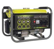 Бензиновый генератор Konner&Sohnen KS 2200С- фото