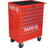 Шафа сервісна Yato  для інструментів на 7 ящиків (YT-0914)- фото