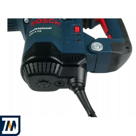 Відбійний молоток Bosch GSH 5 CE - фото 7