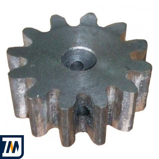 Шестерня 12-зубов к бетономешалке Agrimotor 130, 155 л  - фото 1