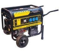 Бензиновый генератор Firman FPG7800E2- фото