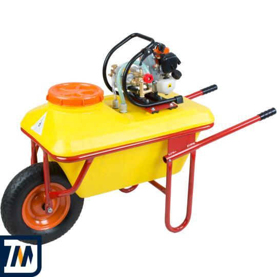 Мотооприскувач бензиновий Agrimotor TPB 256 - фото 1