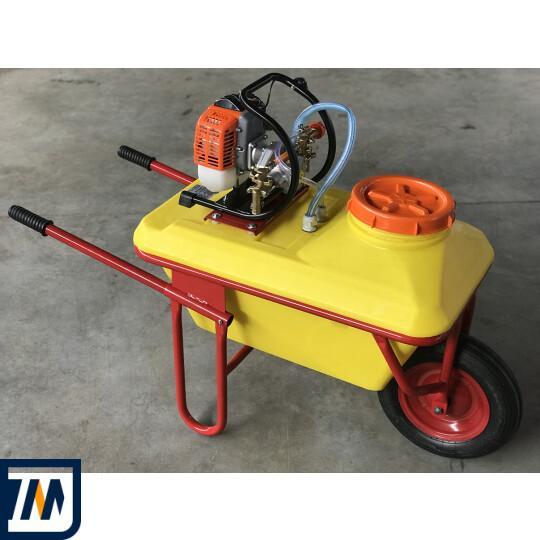Мотооприскувач бензиновий Agrimotor TPB 256 - фото 3