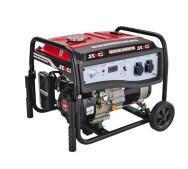 Бензиновий генератор Senci SC5000-E- фото