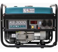 Бензиновий генератор Konner&Sohnen KS 3000- фото