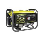 Бензиновий генератор Konner & Sohnen BASIC KS 2800A- фото