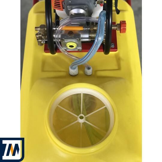 Мотооприскувач бензиновий Agrimotor TPB 256 - фото 6