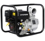 Мотопомпа для чистой воды Hyundai HY 101- фото