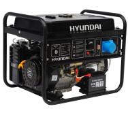 Генератор бензиновий Hyundai HHY 9010FE- фото