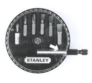 Набір 6-ти вставок і магнітного утримувача Stanley 1-68-735- фото